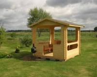 Дом Вашей мечты из дерева.  Работаем под заказ.